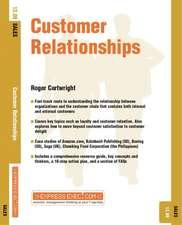 Customer Relationships: Sales 12.9