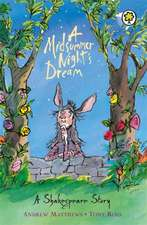 A Shakespeare Story: A Midsummer Night's Dream