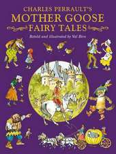 Perrault's Mother Goose Fairy Tales