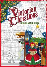 Victorian Christmas Colouring Book