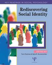 Rediscovering Social Identity:  Key Readings