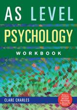 As Level Psychology Workbook