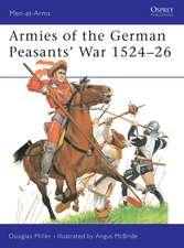 Armies of the German Peasants' War 1524-26:  1300-1500