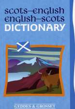 Scots-English, English-Scots Dictionary:  The Myth of Samson
