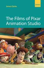 The Films Of Pixar Animation Studio