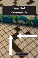 Year 3-4 Crosswords