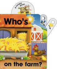 Who's on the Farm?:  Picture Fairy Tales for Little Ones