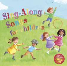 Sing-Along Songs for Children:  Join in with Your Free CD