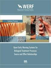 Upset Early Warning Systems for Biological Treatment Processes, Source-Effect Relationships:  Endocrine Disrupting Chemicals and Implications for Wastewater Treatment