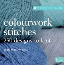 Colourwork Stitches