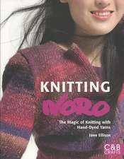 Knitting Noro