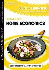Active Home Economics Course Notes Third Level