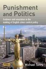 Punishment and Politics