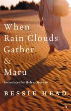 When Rain Clouds Gather And Maru