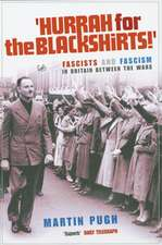 Hurrah for the Blackshirts!