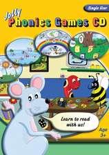 Jolly Phonics Games CD (single user)