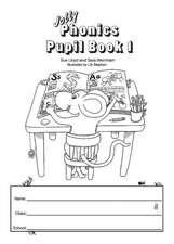 Jolly Phonics Pupil Book 1