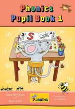 Jolly Phonics Pupil Book