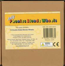 Jolly Phonics Blends Wheels