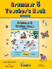 Grammar 5 Teacher's Book
