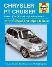 Chrysler PT Cruiser Petrol (00 - 09) Haynes Repair Manual: Chrysler PT Cruiser (00 - 09) W to 09