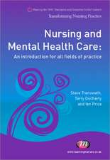 Nursing and Mental Health Care: An introduction for all fields of practice
