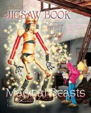 Magical Beasts Jigsaw Book: Four Jigsaws From the Land of Magick