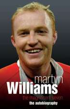 Martyn Williams:  The Magnificent Seven