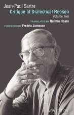 Critique of Dialectical Reason:  Volume II