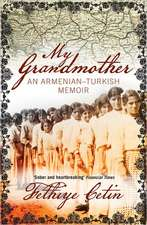 My Grandmother:  An Armenian-Turkish Memoir