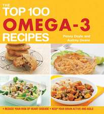 The Top 100 Omega-3 Recipes