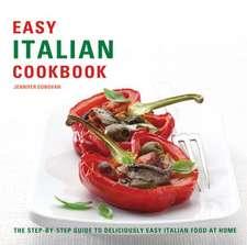 Easy Italian Cookbook