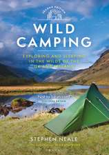 Wild Camping 2nd edition: Exploring and Sleeping in the Wilds of the UK and Ireland