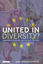 United in Diversity?: European Integration and Political Cultures