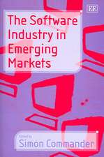 The Software Industry in Emerging Markets
