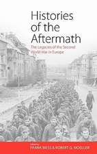 Histories of the Aftermath