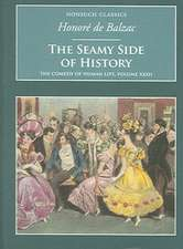 The Seamy Side of History