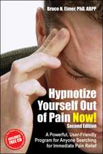 Hypnotize Yourself Out of Pain Now!