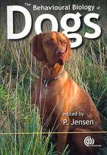 The Behavioural Biology of Dogs