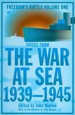 Winton, J: The War at Sea 1939-45