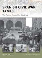 Spanish Civil War Tanks: The Proving Ground for Blitzkrieg