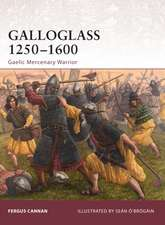 Galloglass 1250–1600: Gaelic Mercenary Warrior