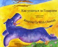 Keeping Up with Cheetah in Russian and English