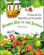 Sports Day in the Jungle Spanish & English