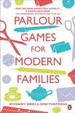 Parlour Games for Modern Families