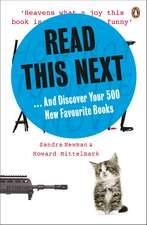 READ THIS NEXT: And Discover Your 500 New Favourite Books