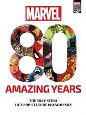 Marvel 80 Amazing Years