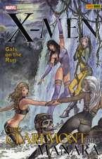 X-men: Gals On The Run