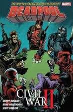 Deadpool World's Greatest Vol. 5: Civil War II