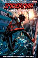 Ultimate Comics Spider-man: Who Is Miles Morales?: Deluxe Hard Cover Edition
